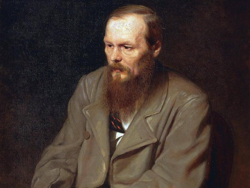 Фёдор Достоевский (1821 - 1881)