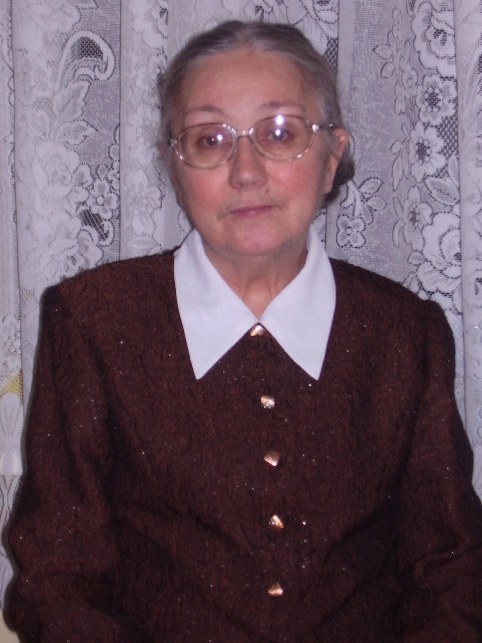 Людмила Яцкевич